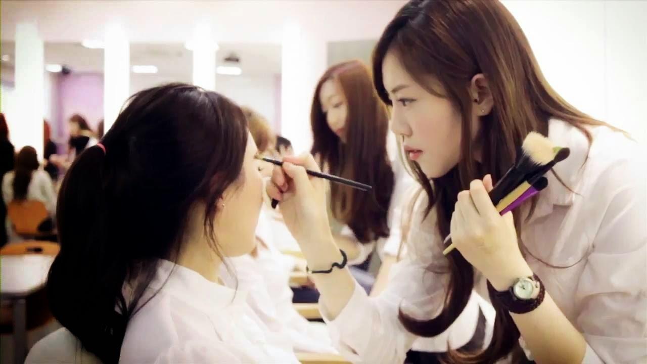 Du học Hàn Quốc ngành make up