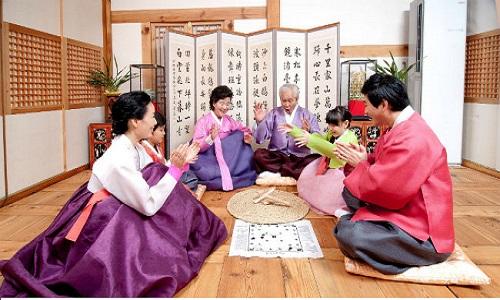 Lối sống người Hàn Quốc