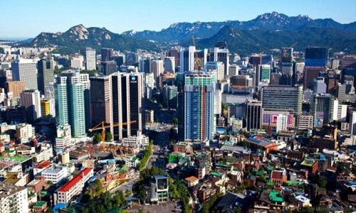 thành phố Seoul tại Hàn Quốc