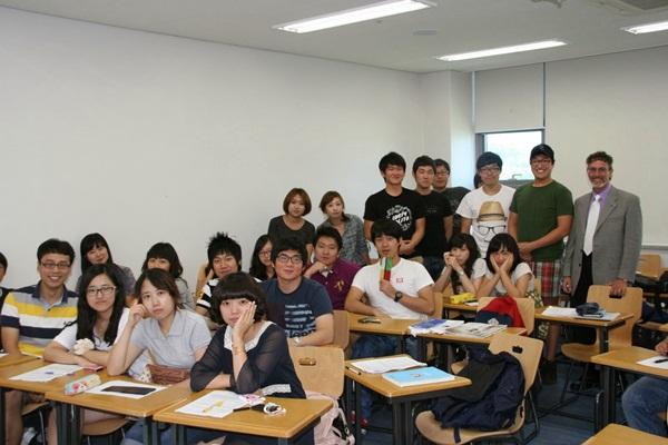 Cuộc sống học tập và làm việc tại Hàn Quốc