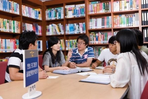môi trường giáo dục tại Hàn Quốc