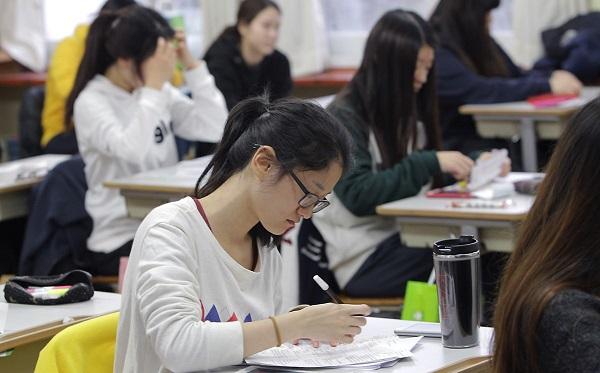 học tiếng Hàn trước khi đi du học Hàn Quốc