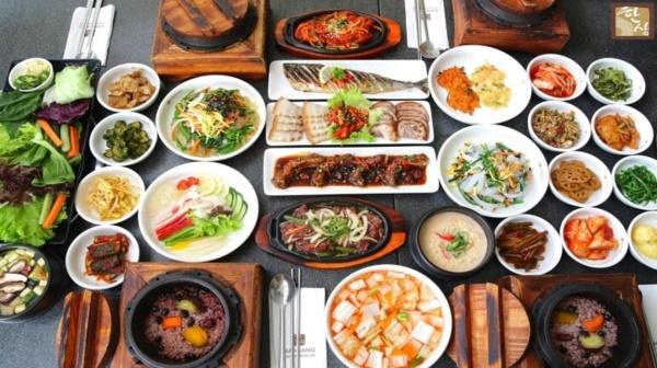 Thức ăn tại Hàn Quốc